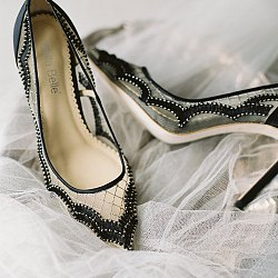Bella Belle Luxury Wedding Shoes with Joy Proctor