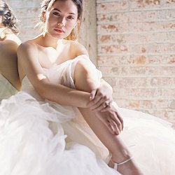 Bridal Shoes for the Fine Art Bride - Bella Belle Shoes - Edelweiss