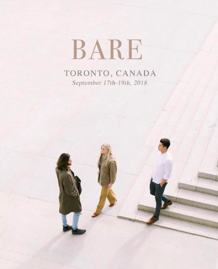 Bare Process - Toronto