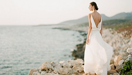 Ancient Greece Wedding Inspiration from Boheme Workshop