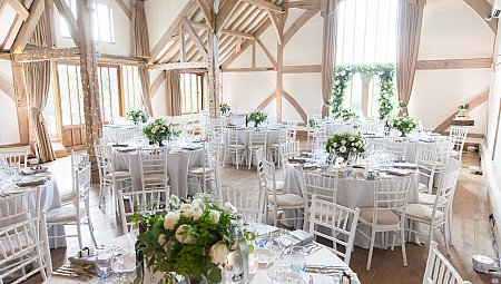English Countryside Real Wedding