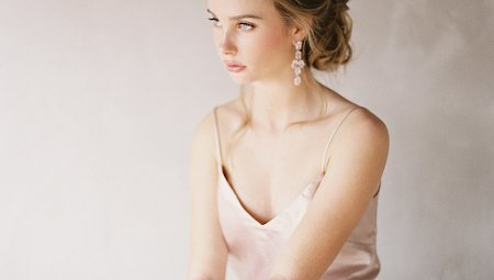 Bridal Hair & Make Up Ideas for the Fine Art Bride