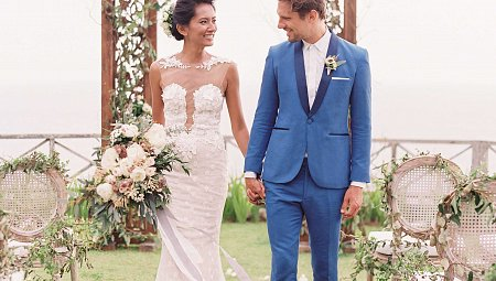 Luxe Destination Wedding in Bali