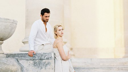 Romantic South of France Honeymoon Inspiration