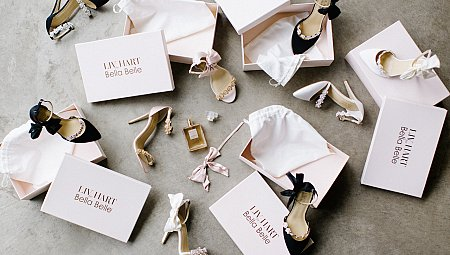 Bella Belle Shoes x Enchanted Atelier by Liv Hart