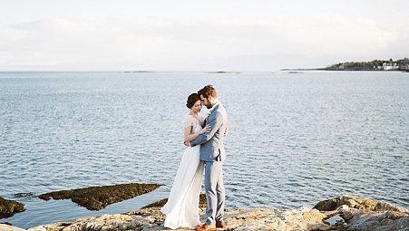 Beach Wedding Ideas from Coastal Vancouver
