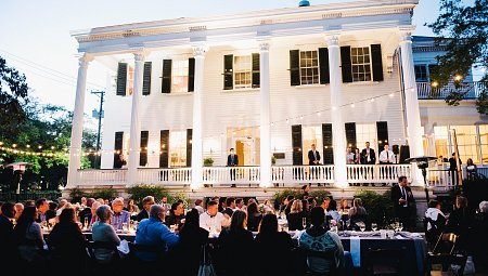 Choosing our Charleston Wedding Venue - Blogging Bride Kelsey