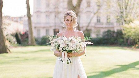 Libby & Marcus - Romantic London City Engagement