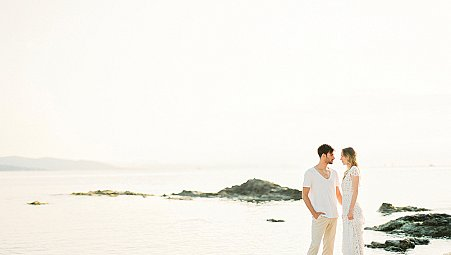 Intimate Honeymoon Couples and Boudoir Session