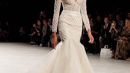 14 Long Sleeved Wedding Dresses from BBFW19