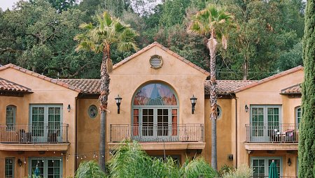 Honeymooning in California - Hotel Los Gatos