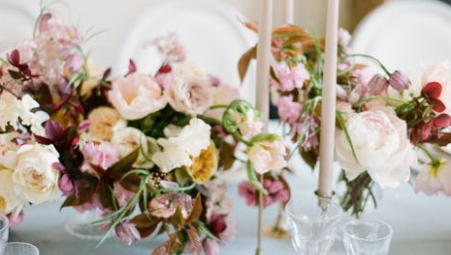 Top 5 Best Wedding Table Centerpieces for the Fine Art Bride