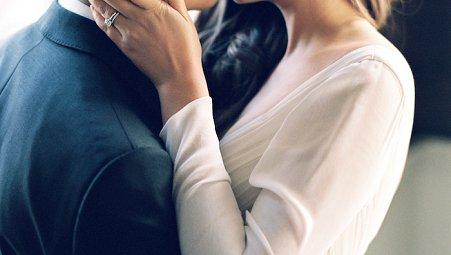 Stephanie and Tony's Moody Heirloom Wedding Portraits