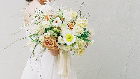 Ivory and Gold Montana Wedding Ideas