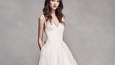 Fall 16 Wedding Dresses with David's Bridal