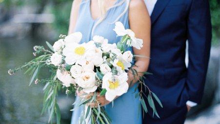 Sapphire Boho Wedding Ideas