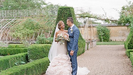 Nicole and Tarik's French Chateau Destination Wedding