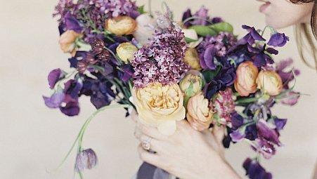 Moody Jewel Tone Wedding Ideas