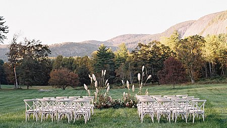 Wild Rustic Fall Wedding Inspiration