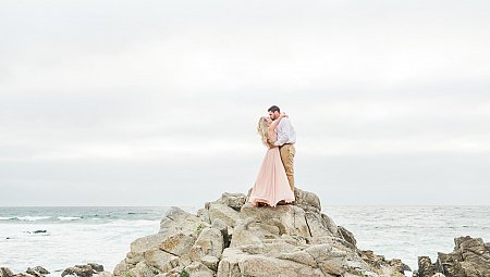 Blogging Bride Nicole - Engagement Session
