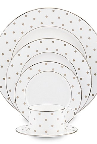 KATE SPADE NEW YORK 5-PIECE PLACE SETTING
