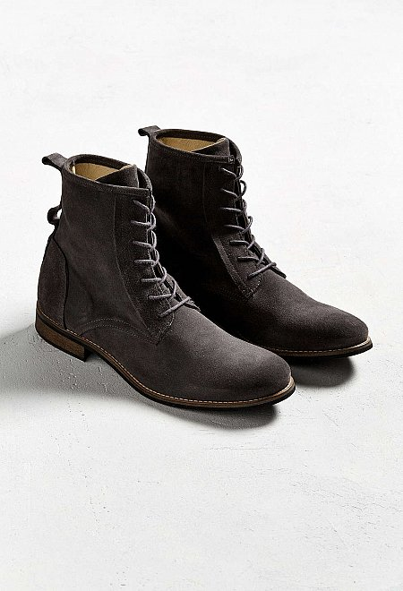 Walker Suede Boot