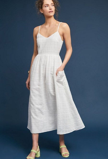 Casual Mara Hoffman Midi Dress