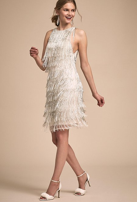 Dazzler Fringe Dress