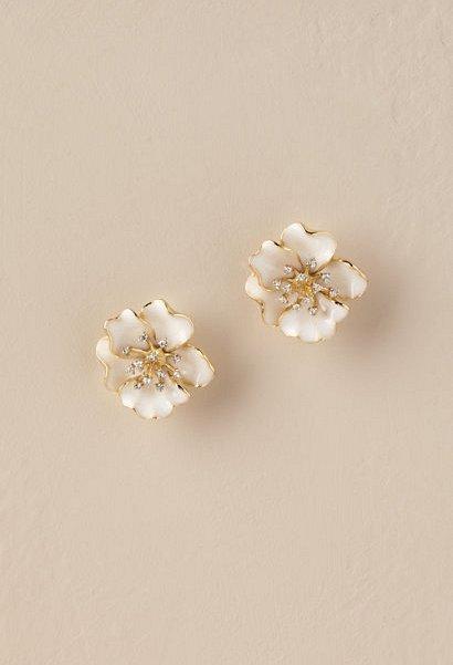 Sabina Flower Earrings