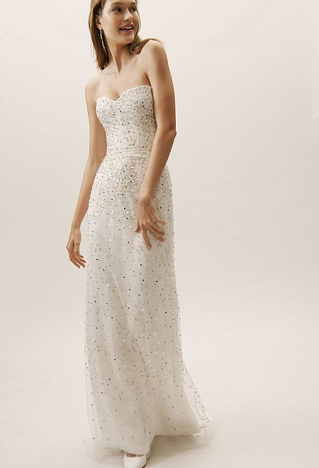 Houston Sequined Gown