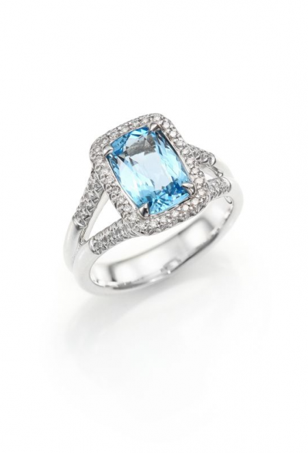 Heirloom John Hardy 'Something Blue' Ring