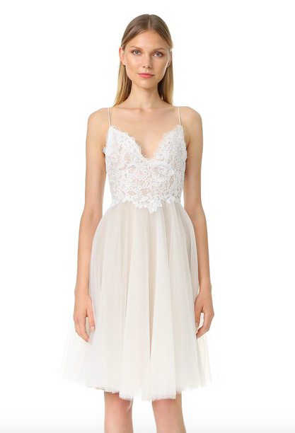 Kyle V Neck Short Dress