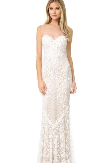 Ashton Embellished Tulle Gown
