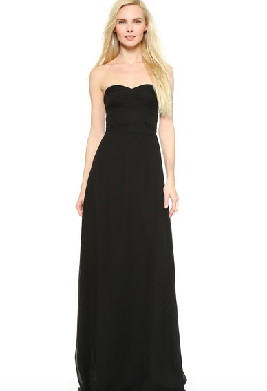 Elisabeth Strapless Dress