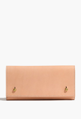 THE MARFA TRIFOLD WALLET