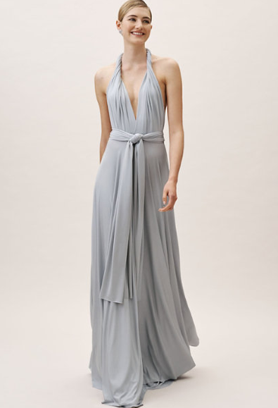1ef076f18ff Ginger Convertible Maxi Dress