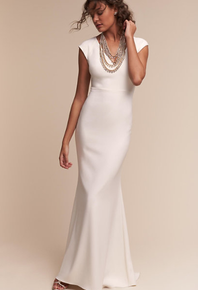 Ivory Sawyer Gown
