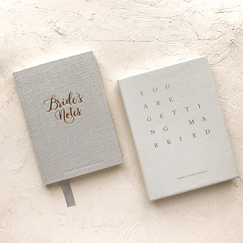 Bride's Notebook - Planner