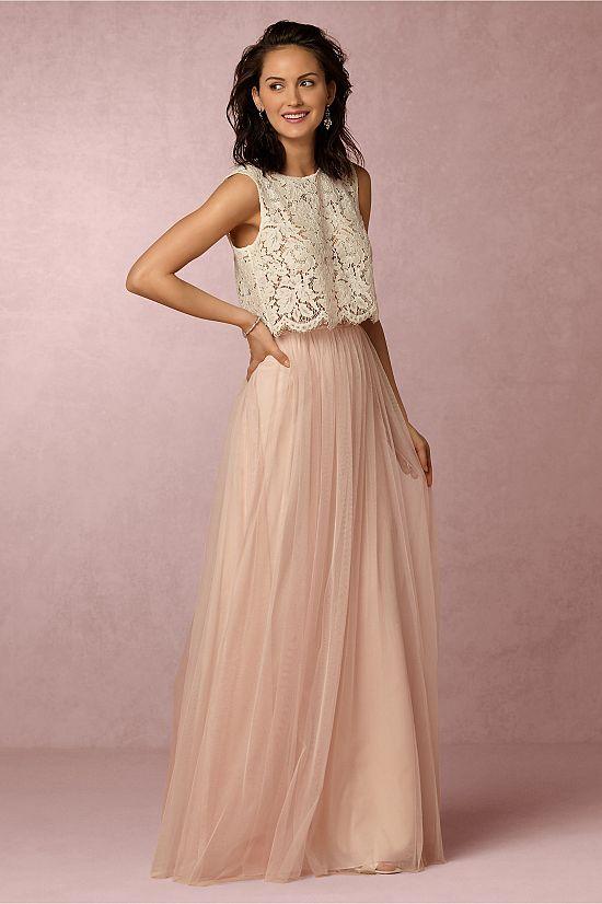 Romantic Tulle Skirt