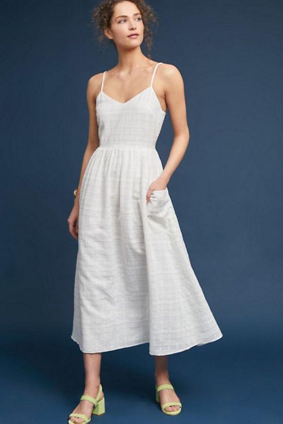 Casual Mara Hoffman Midi Dress