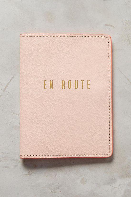 En Route Passport Cover