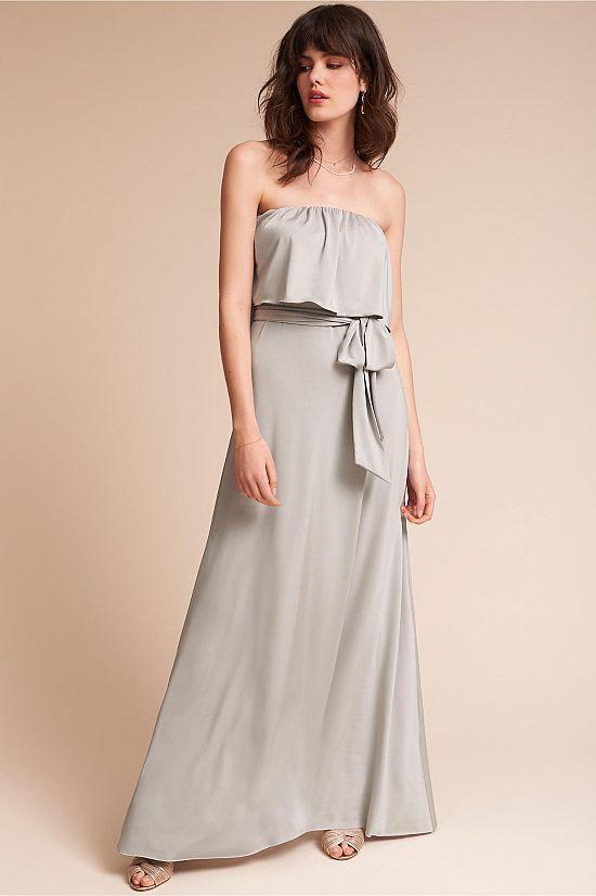 Convertible Dress in Grey