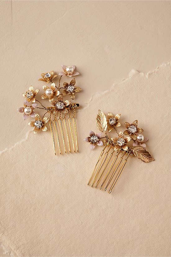 Abbington Hair Combs (2)