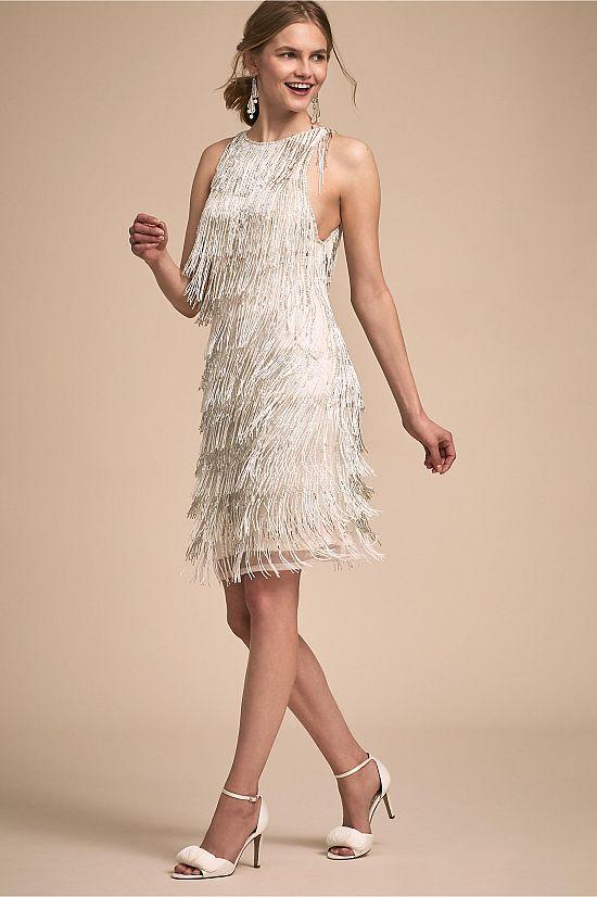 Dazzler Fringe Dress