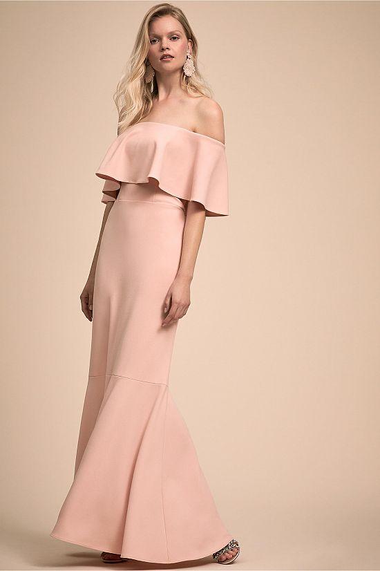 Dara Off the Shoulder Dress