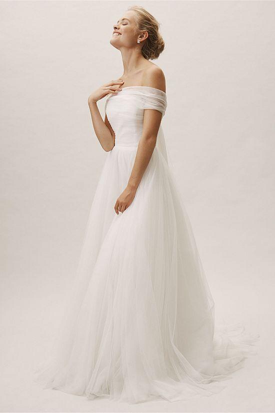 Jillian Convertible Gown by Jenny Yoo