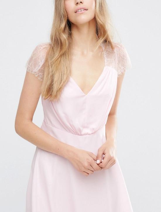 Kate Lace Mini Dress