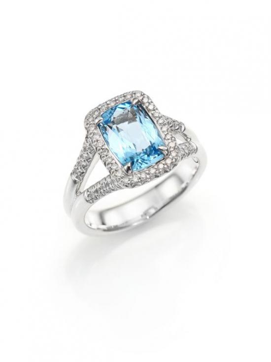 Heirloom John Hardy 'Something Blue' Ring