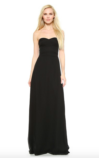 Elisabeth Strapless Dress