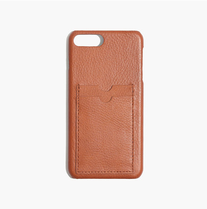 LEATHER CARRYALL CASE FOR IPHONE® 6/7 PLUS